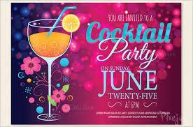 15 stunning cocktail party invitation templates u0026 designs free