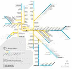 melbourne tram map melbourne rail and tram map melbourne mappery
