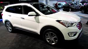 2013 hyundai santa fe xl review 2013 hyundai santa fe xl awd luxury exterior and interior