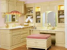 Portable Vanity Table Bedroom White Makeup Vanity Table Storage Unit With Leather