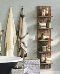 Diy Ladder Shelf Shelves Tutorials by Ana White Build A Leaning Bathroom Ladder Over Toilet Shelf