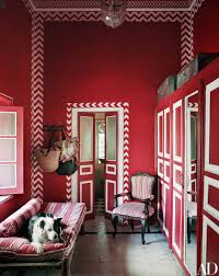 a fashion star turned interior designer lives in this opulent