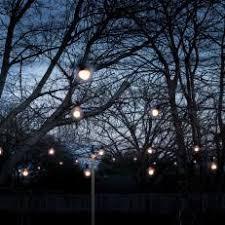 Exterior String Lights by Photos Hgtv