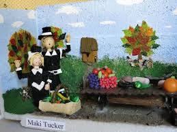 52 best homeschool thanksgiving images on dioramas