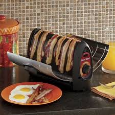 Bacon Toaster Bacon Nation Bacon Master By Smart Planet From Seventh Avenue