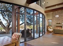 Beautiful Glass Doors by Glass Stacking Doors Image Collections Glass Door Interior