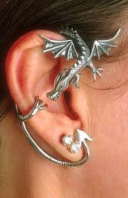 awesome cartilage earrings 87 best piercings images on jewelry