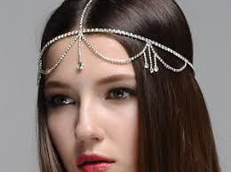 jewelled headdress jeweled headpiece clothing shoes accessories ebay