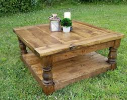 Unique Rustic Coffee Tables Rustic Coffee Table Etsy