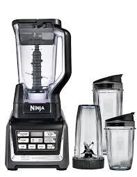Ninja Mega Kitchen System Amazon Com Nutri Ninja Ninja Blender Duo With Auto Iq Bl642