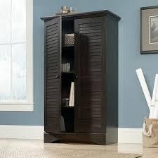 kitchen appliance storage cabinet kitchen appliance storage cabinet doors hutch distressed furniture pantry brown 42666000055 ebay