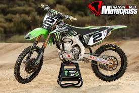 correct chain slack for the 09 kx250f thumpertalk