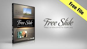 advertising template free free after effects templates free slide bluefx youtube