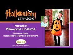Halloween Costume Patterns Free Easy Halloween Pumpkin Costume Sewing Project Sew U0027s