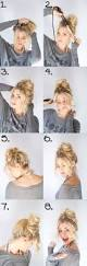 best 25 casual updo tutorial ideas only on pinterest casual