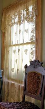 Antique Lace Curtains Vintage Lace Curtains And Lace Curtains From
