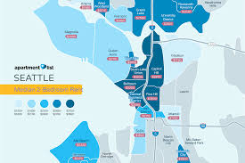 Seattle On A Map renton seattle curbed seattle