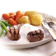 cuisine par journal des femmes steak en sauce fromagère 40 recettes express journal des