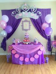 sofia the party supplies sofia princess party party decor event planner