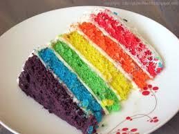 rainbow cake hervé cuisine bubblegum birthday cake