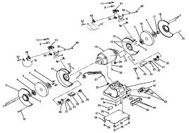 Ryobi Bench Grinder Price Ryobi Bg828 Bench Grinder Parts And Accessories Partswarehouse
