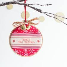 Baby S First Christmas Bauble Mothercare by 247 Best Images About Christmas Items On Pinterest Christmas