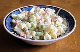 olivier cuisine potato salad olivie olivier recipe melanie cooks