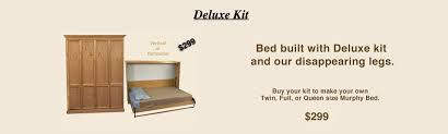 Queen Size Murphy Bed Kit Wallbed And Murphy Bed Kit