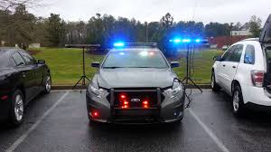 code 3 pursuit light bar code3 demo vehicle with 3 lightbar setup youtube