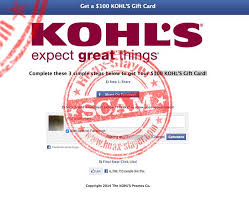 survey for gift cards survey scam 100 kohl s gift card giveaway post