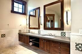 cherry wood bathroom mirror cherry bathroom mirror bathroom small bathroom decorating design