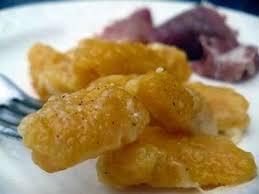 cuisiner des gnocchis recette gnocchi à la citrouille 750g