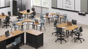 College Desk Chairs College Classroom Furniture Youtube