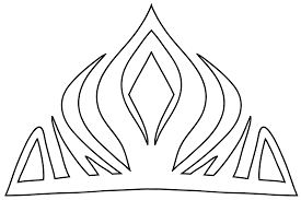 queen elsa fondant crowns craft bake envy