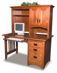 mission style computer desk mission style amish computer desk amish office furniture sugar