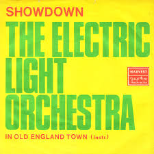 the electric light orchestra 45cat the electric light orchestra showdown in old england