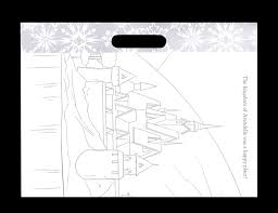 learning fun disney coloring pad frozen