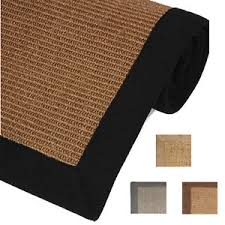 Seagrass Area Rugs Sisal Rugs 100 Fiber Seagrass Area Rug Casual Border