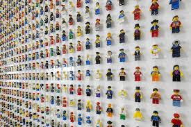 Lego Office 1 200 Minifigure Lego Office Wall By Acrylicize Hiconsumption