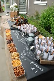 Beer Centerpieces Ideas by Best 25 Masculine Party Ideas Only On Pinterest Bar Displays