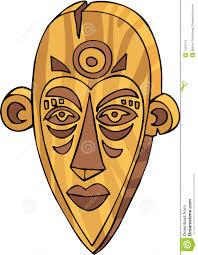 tiki mask stock images image 1497274