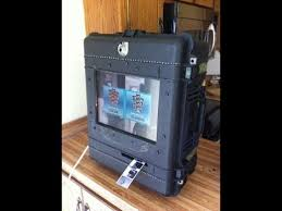 Photo Booth Printer Diy Briefcase Photo Booth Ubergizmo