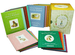 rabbit library the complete rabbit library box set with 23 volumes by