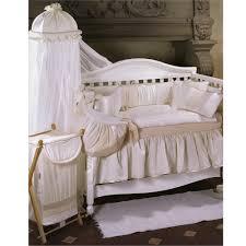 Beige Crib Bedding Set Baby Nursery Fair Picture Of Baby Nursery Room Decoration Using