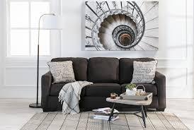 alenya charcoal sofa living spaces