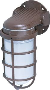 Industrial Outdoor Lighting by Nuvo Lighting Sf76 621 Industrial Style Small Heavy Duty Aluminum