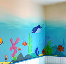 chambre bébé peinture murale fresque murale chambre sabine design sabine design decorations