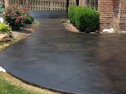 Outdoor Concrete Patio Designs Outdoor Concrete Patio Garden Design