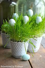 best easter decorations 32 best diy easter decorations and crafts for 2018