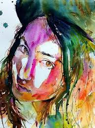Glynis Barnes Mellish Child Portrait Watercolour Video Lesson By Glynis Barnes Mellish